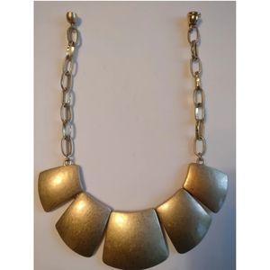Kenneth Jay Lane Jewelry - 🇨🇦 Authentic KJL statement bib necklace in EUC